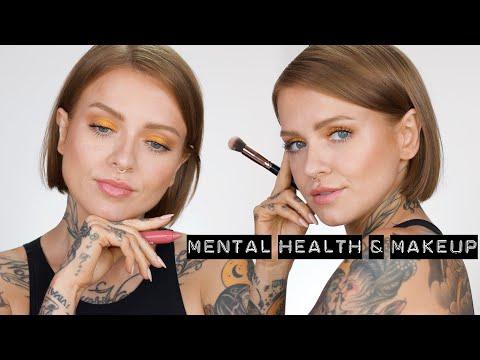 MENTAL HEALTH & MAKEUP thumbnail