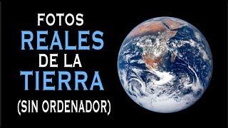 """¿Cuáles son las fotos """"reales"""" de la Tierra?"""