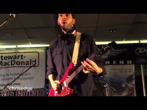 HD - 2012 Guitar Geek Festival - Paul Gilbert Live! - Technical Difficulties - 2012-01-20