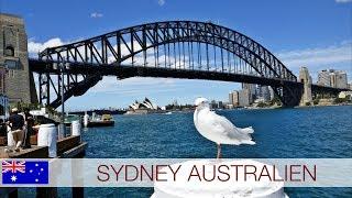 Sydney Australien Sehenswürdigkeiten