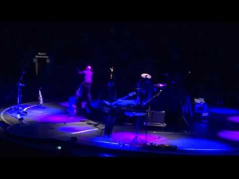 X Ambassadors - Hang On - Live At Joe Louis Arena In Detroit, MI On 1-14-16