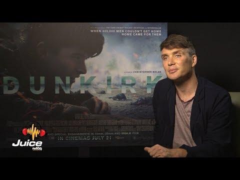 'Dunkirk' Cillian Murphy Interview
