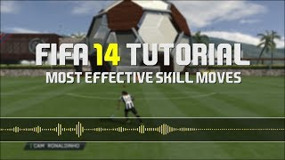 FIFA 14 Tutorial: Most Effective Skill Moves (Xbox One/PS4/Xbox 360/PS3)