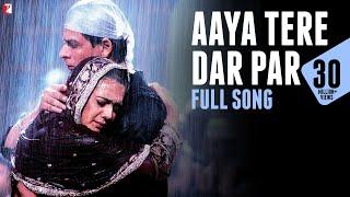 Video Aaya Tere Dar Par - Full Song | Veer-Zaara | Shah Rukh Khan | Preity Zinta | Ahmed Hussain download MP3, 3GP, MP4, WEBM, AVI, FLV Mei 2018