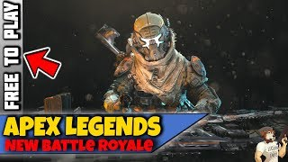 APEX LEGENDS - #Respawn - New Free 2 Play Battle royale - 5 Wins