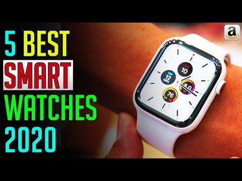 SmartWatch - Top 5 best Smart Watches 2020