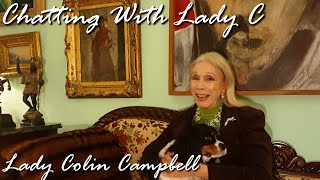 Chatting with Lady C: Palace trumps Oprah interview/timing & Commonwealth Week/Meghan's bump