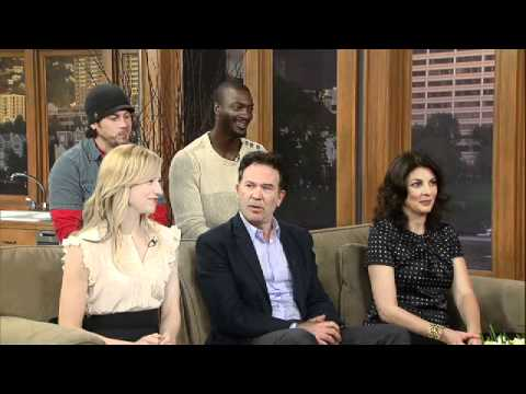 Leverage Cast for Season 5:  on KATU AM Northwest