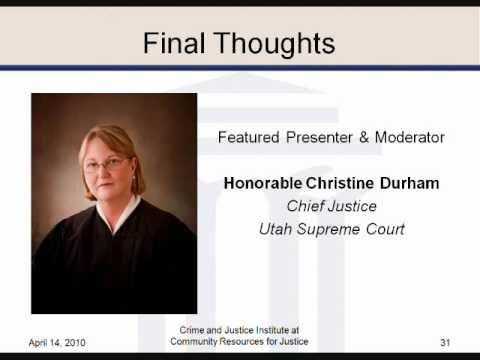 Wednesday Series II: State Judiciaries, 4 of 5