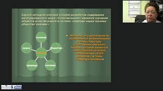 Конструирование современного урока по естествознанию (УМК «Лабиринт»). Часть 1
