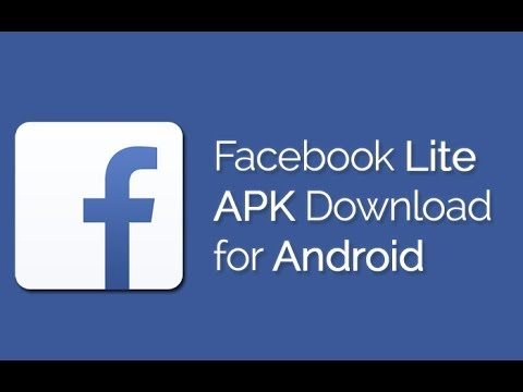 Facebook Lite app - download link and app preview(Pc or Mobile)
