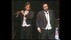 The Hungarian State Opera 1991 with Luciano Pavarotti and Andrea Griminelli