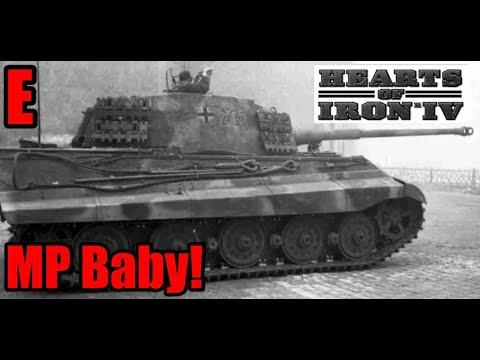 HOI4- MP Germany Baby!!! [Min/ Max Build]