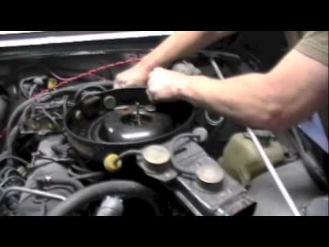 Jeep CJ 7 nutter bypass - YouTube