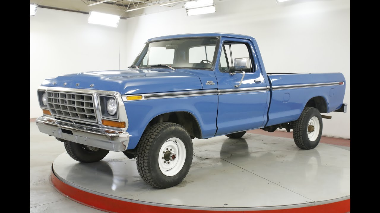 1978 Ford F250 >> 1978 Ford F250