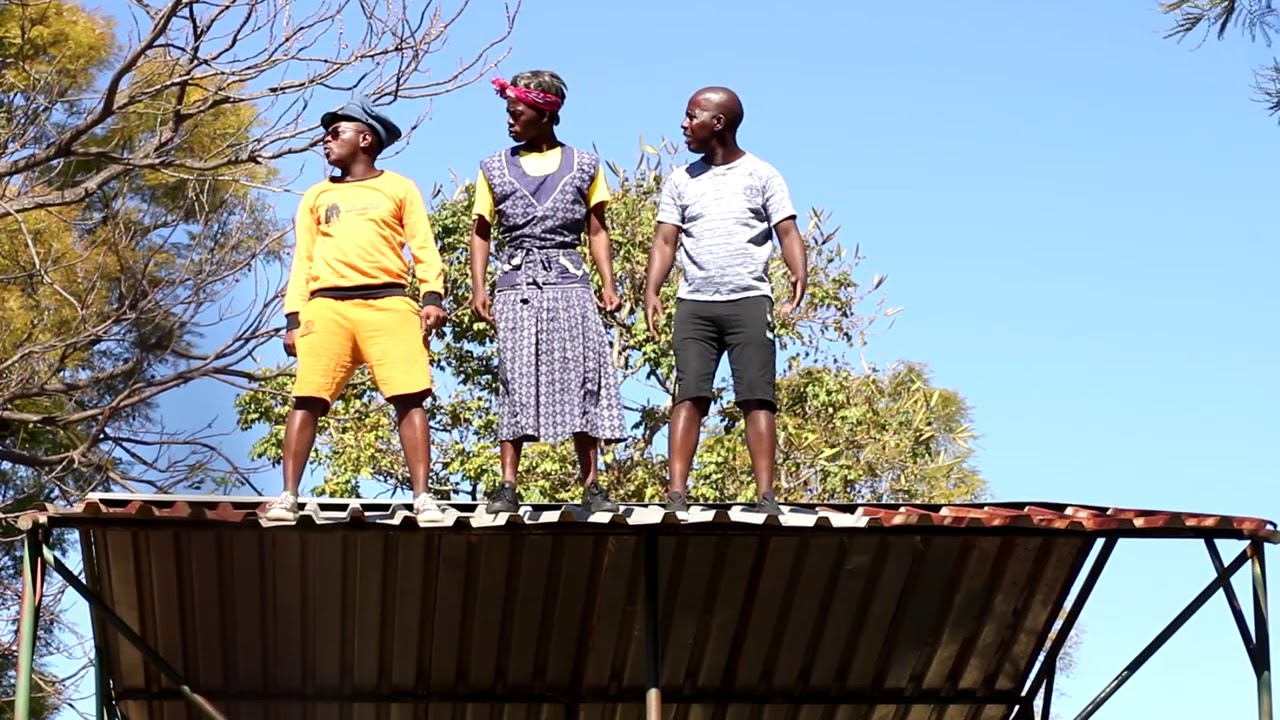 Smallz, S'lwane & Gogo -  A Threat From Gogo About Video Sharing