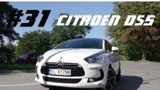 #31 Jazdy próbne - Test Citroen DS5 2.0 HDi Hybrid4 200KM