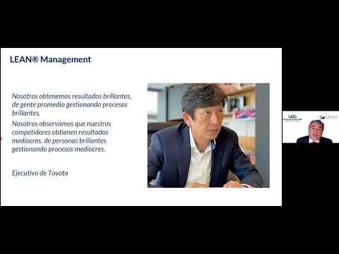 Webinar MBA #3 -  Lean Management: La Clave de la Ventaja Competitiva de las Empresas World Class