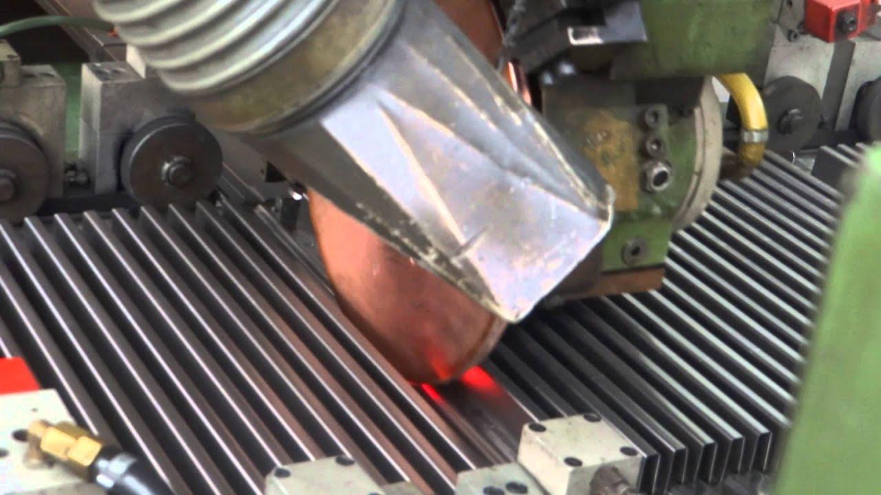 Iag l nea de fabricaci n de radiadores de paneles ii for Fabricacion radiadores