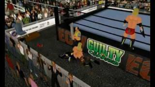 Wrestling MPire: Eddy Guerrero Vs Steve Corino Vs Jerry Lynn