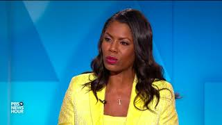 'I was going down the wrong path following Donald Trump,' Omarosa says