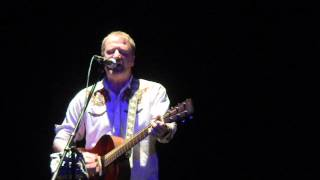 """CAMPER VAN BEETHOVEN (acoustic) David Lowery """"Grasshopper"""" 7-15-14 Stage One FTC Fairfield CT"""