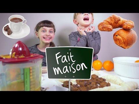 TUTO PETIT DEJ MAISON • Pas de pitié pour les croissants ! :) - Studio Bubble Tea cooking DIY