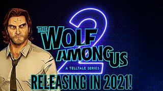 The Wolf Among Us:Season 2: Release Date CONFIRMED 2021 (TWAU 2)