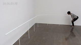 現代美術家、内藤礼さん個展 「明るい地上には あなたの姿が見える」 水戸芸術館で開催
