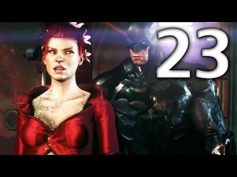 Arkham Knight Official Walkthrough - Part 23 - Poison Ivy's Help