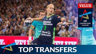 Hottest handball transfers of 2017 - Group C/D