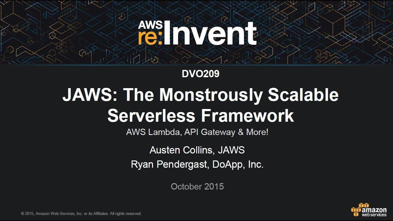 Serverless computing – Index