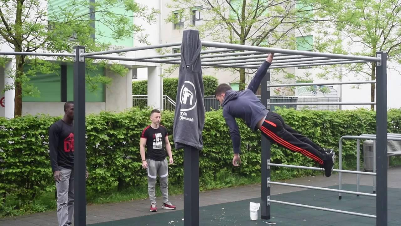 Démonstration De Street Workout à Genève Hd Youtube