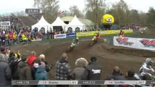 2012 MXGP of the Netherlands - FULL MX1 Race 1 - Motocross
