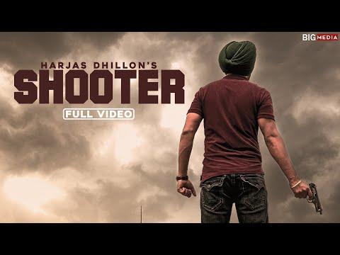 Shooter (Official Video) Harjas Dhillon | New Punjabi Songs 2020 | Latest Punjabi Songs 2020