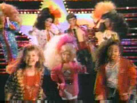 80s Barbie And The Rockers Commercial High Quaility HQ