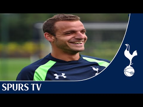 Spurs TV Exclusive | First interview with Tottenham's Roberto Soldado