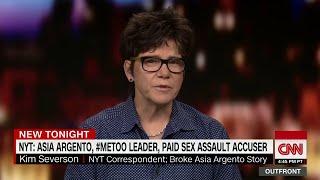 ASIA ARGENTO, #MeeToo LEADER, PAID ACCUSER