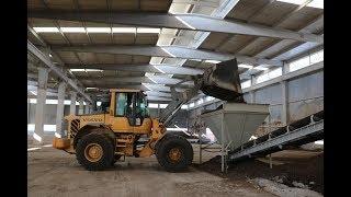 Tavuk gübresinden elektrik üreten tesis kuruldu