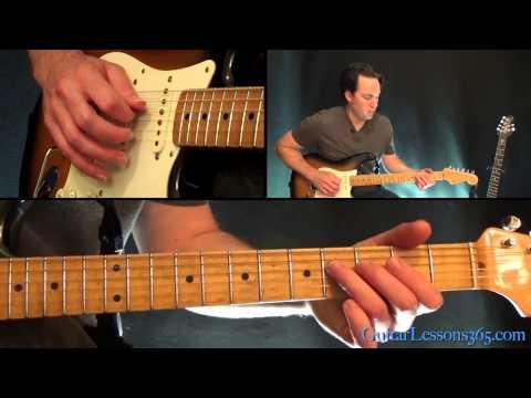 Santeria Guitar Solo Lesson - Sublime