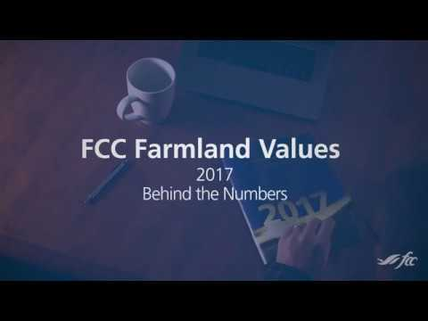 2017 Farmland Values: Behind the Numbers