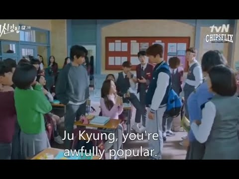 Download True beauty Episode 7 (eng sub)love square???