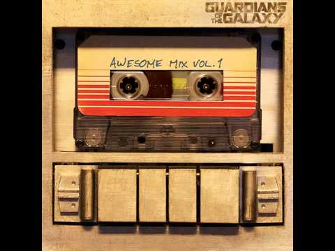 Guardians Of The Galaxy OST  Aint No Mountain High Enough