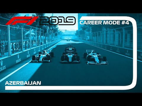 F1 2019 Career Mode Part 4 : A Bold Strategy