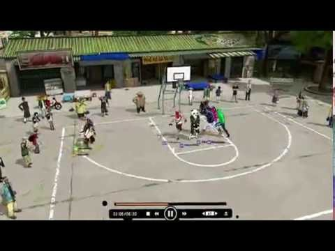 Freestyle 2 Street Basketball SG Mode DeejayRen With PH United Crew Part 2