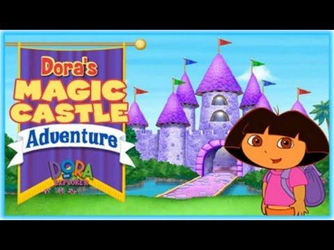 Dora S Magic Castle Adventure Game Dora The Explorer