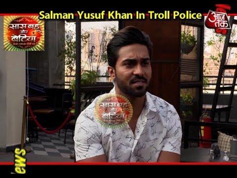 SHOCKING! Salman Yusuf Khan Becomes ANGRY YOUNG MAN!