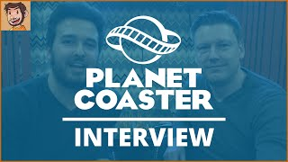 Planet Coaster -  Interview (Park Management? Regular Updates?)(I had the chance to sit down with Frontier Developments CTO Johnny Watts and talk Planet Coaster. I am so hyped for this game! GAMEPLAY video: ..., 2016-03-21T11:00:01.000Z)