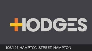 106/427 HAMPTON STREET, HAMPTON