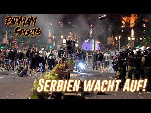 Serbien geht auf die Barrikaden 😮 Genug ist genug!